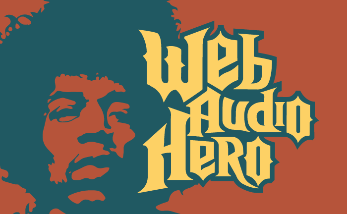 Web Audio Hero